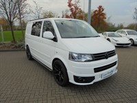 Used VW Transporter T32 TDI KOMBI HIGHLINE BMT