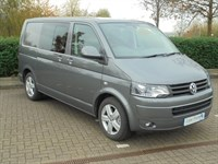Used VW Transporter T32 SWB 180 Highline kombi Massive Spec Plus Vat