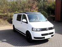 Used VW Transporter T30 TDI Camper Conversion