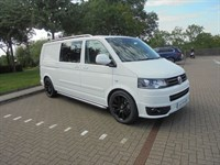 Used VW Transporter T32 180 DSG  KOMBI HIGHLINE 4MOTION BMT WITH MEGA SPEC