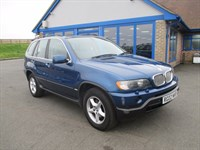 Used BMW X5 5dr