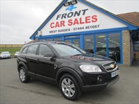 Used Chevrolet Captiva VCDi LTX 5dr Auto [7 Seats]