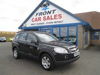 Used Chevrolet Captiva VCDI LT DIESEL AUTO 5 DOOR 7SEATER 4X4