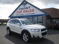 Used Chevrolet Captiva VCDi LTZ 5dr Auto [7 Seats]