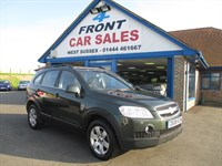 Used Chevrolet Captiva VCDi LT 5dr Auto [7 Seats]