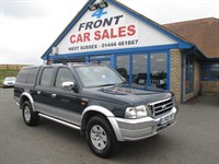 Used Ford Ranger Pick Up XLT Double Cab TD 4WD