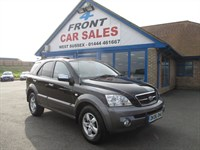 Used Kia Sorento CRDi XS 5dr Auto 1 OWNER FROM NEW