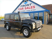 Used Land Rover Defender  FULL L/R/SERV/HISTORY 7SEATS
