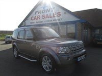 Used Land Rover Discovery TD GS 5dr 4WD 7 SEATER-L/R/S/H