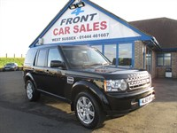 Used Land Rover Discovery SD GS 5dr 4WD 7 SEATER-S/H