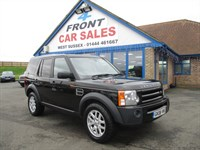 Used Land Rover Discovery TDV6 XS Panel Van 4WD NO VAT-NO VAT