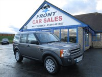 Used Land Rover Discovery TD SE 5dr 4WD SAT/NAV-7 SEATER-L/R/S/H