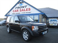 Used Land Rover Discovery TD HSE 5dr 4WD SAT/NAV-7 SEATER-L/R/S/H