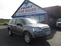 Used Land Rover Freelander Td4 GS 5dr 4WD LAND ROVER SERVICE HISTORY