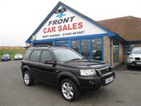 Used Land Rover Freelander Td4 Freestyle Station Wagon 5dr Auto