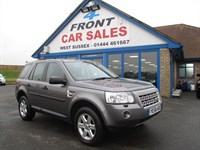 Used Land Rover Freelander Td4 GS 5dr 4WD 1 OWNER FROM NEW