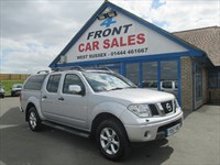 Used Nissan Navara Double Cab Pick Up Aventura 2.5dCi 169 4WD