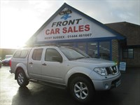 Used Nissan Navara Double Cab Pick Up Outlaw 2.5dCi 4WD