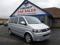 Used VW Caravelle TDI SE 140 5dr 1 F/LADY OWNER S/HIST 8SEATS