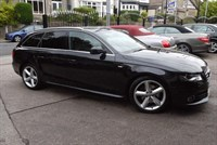 Used Audi A4 Avant TDI S LINE SPECIAL EDITION