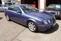 Used Jaguar S-Type V6 SE+LOW MILES+