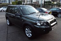 Used Land Rover Freelander XEI STATION WAGON