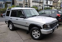 Used Land Rover Discovery TD5 GS 7STR