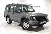 Used Land Rover Discovery PURSUIT S TD5