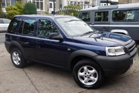 Used Land Rover Freelander TD4 SERENGETI