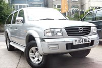 Used Mazda B-Series B 2500 DOUBLE CAB PICK UP