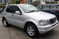 Used Mercedes ML270 CDI