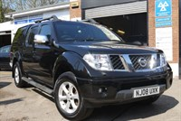 Used Nissan Navara LONG WAY DOWN DCI
