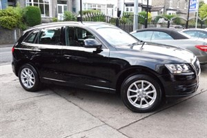 used Audi Q5 TDI QUATTRO SE DPF in sheffield-south-yorkshire