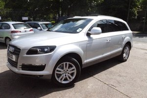 used Audi Q7 TDI QUATTRO SE in sheffield-south-yorkshire