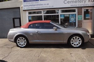 used Bentley Continental GTC  in sheffield-south-yorkshire