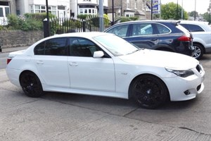 used BMW 520d M SPORT BUSINESS EDITION in sheffield-south-yorkshire