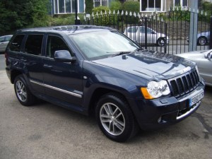 used Jeep Grand Cherokee S LIMITED CRD V6 in sheffield-south-yorkshire