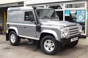 used Land Rover Defender 90 TD HARD TOP in sheffield-south-yorkshire