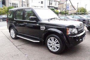 used Land Rover Discovery 4 TDV6 HSE REAR DVD'S in sheffield-south-yorkshire