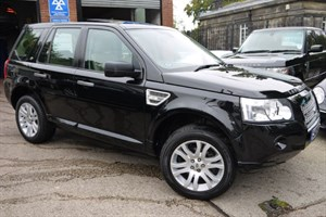 used Land Rover Freelander 2 TD4 HSE in sheffield-south-yorkshire