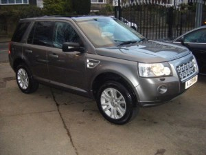 used Land Rover Freelander TD4 HSE+NAVIGATION+ in sheffield-south-yorkshire