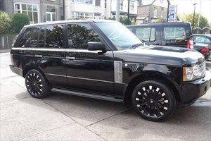 used Land Rover Range Rover TDV8 VOGUE in sheffield-south-yorkshire