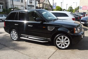 used Land Rover Range Rover Sport REAR ENTERTAINMENT  in sheffield-south-yorkshire