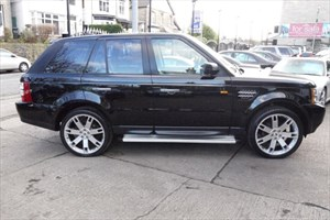 used Land Rover Range Rover Sport TDV6 HSE in sheffield-south-yorkshire