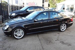 used Mercedes E55 AMG ++PAN ROOF++  in sheffield-south-yorkshire