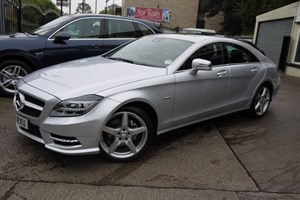 used Mercedes CLS350 CLS SPORT AMG in sheffield-south-yorkshire
