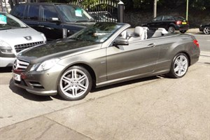 used Mercedes E200 CGI BLUEEFFICIENCY S/S SPORT in sheffield-south-yorkshire