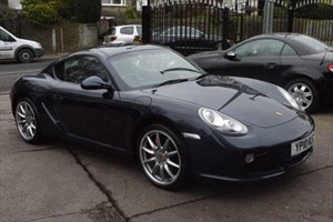 used Porsche Cayman 24V S ONE OWNER FPSH in sheffield-south-yorkshire