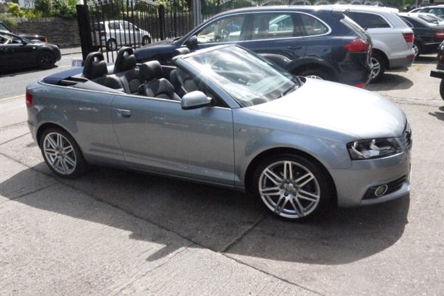 Click here for more details about this Audi A3 TDI S LINE