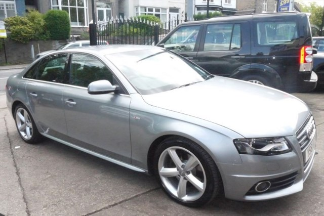 Click here for more details about this Audi A4 S LINE TDI QUATTRO